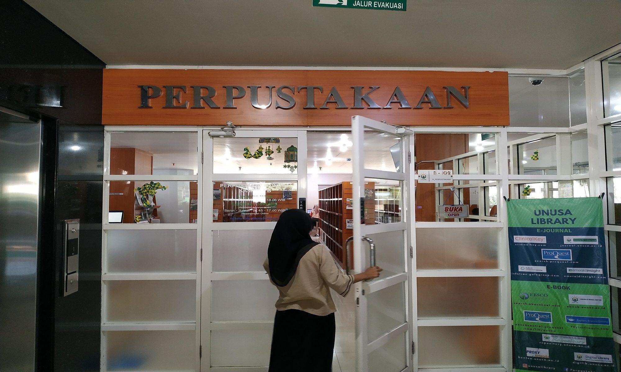 Perpustakaan Universitas Nahdlatul Ulama Surabaya